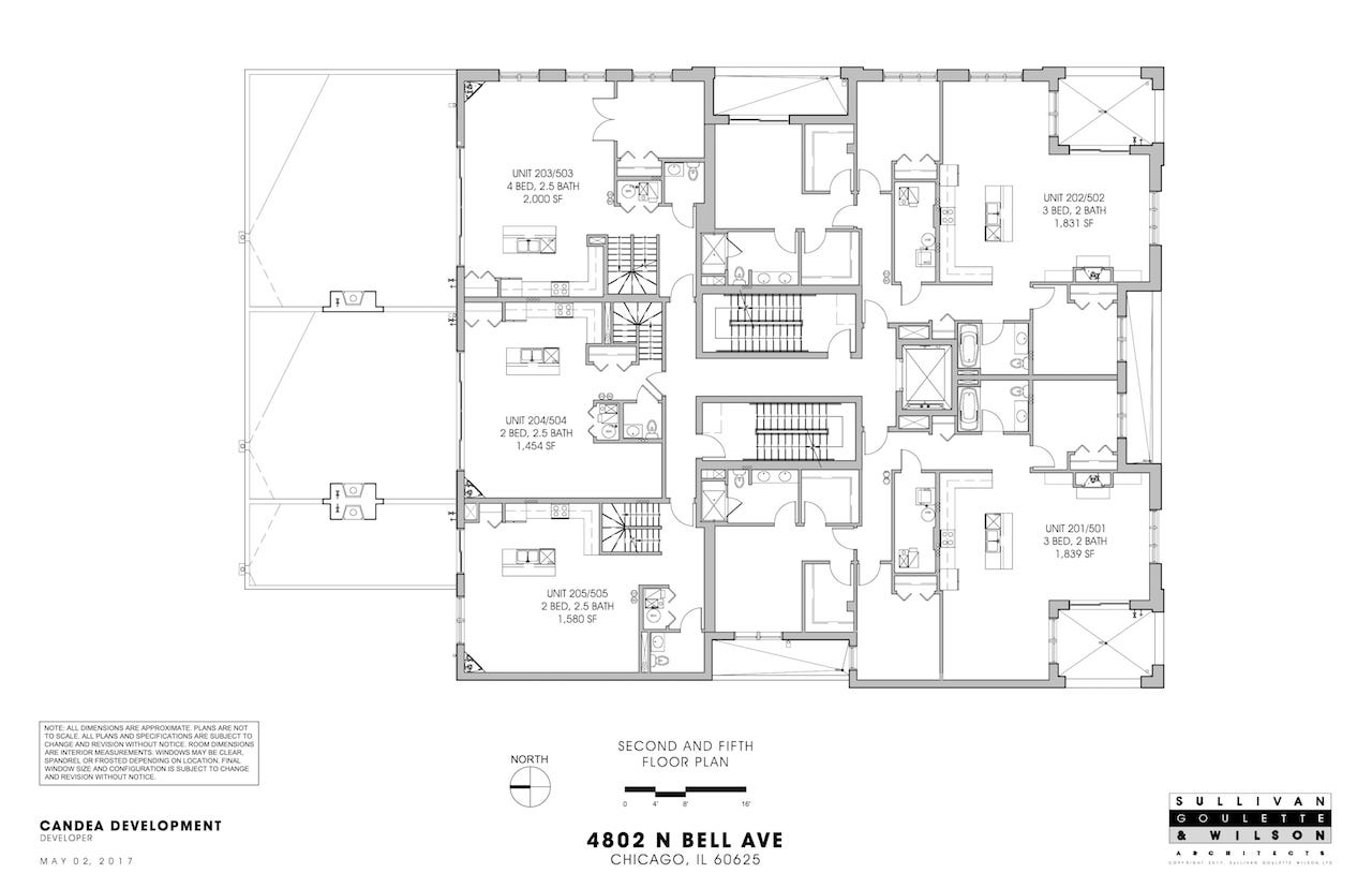 Bell 4802 N_2nd & 5th Floor Plan-1