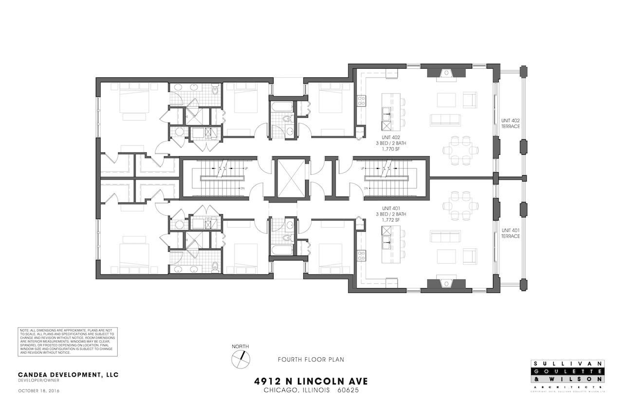 Lincoln4912N_4th Floor Plan-1